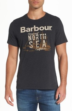 Barbour Men's Blade Slim Fit Logo Graphic T-Shirt