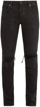Neuw Iggy distressed skinny jeans