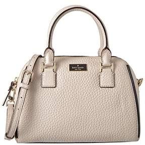 Kate Spade Pippa Small Crisp Linen Satchel Handbag