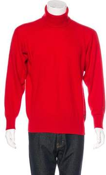 Louis Vuitton Cashmere Mock Neck Sweater