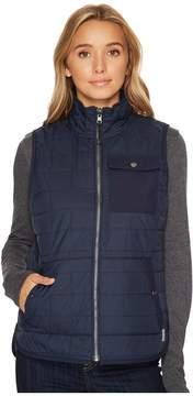 Carhartt Amoret Flannel Lined Vest Women's Vest