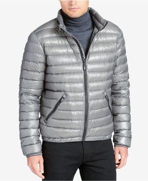 DKNY Men's Packable Puffer Jacket