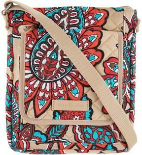 Vera Bradley Iconic Signature RFID Mini Hipster Bag