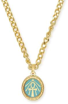Alex and Ani Ankh Color Infusion Adjustable Necklace