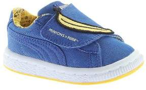 Puma Unisex Infant Minions Basket Wrap Statement Sneaker