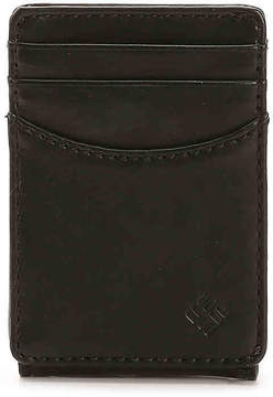 Columbia Men's Magnetic Security Leather Wallet