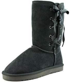 Style&Co. Style & Co. Womens Aliciah Leather Closed Toe Mid-calf Fashion Boots.