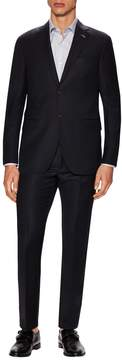 Michael Bastian Gray Label Men's Wool Solid Notch Lapel Suit