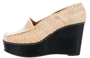 Carven x Robert Clergerie Platform Loafers