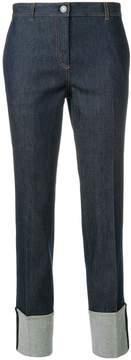 Bottega Veneta straight leg jeans