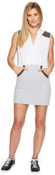 Blanc Noir Hoodie Dress Women's Dress