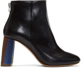 Acne Studios Black Cliffie Ankle Boots