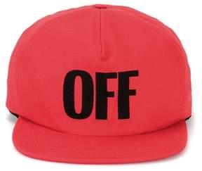 Off-White Cap Big Off baseball hat