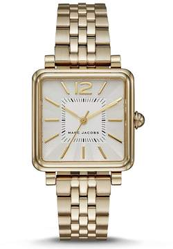 Marc Jacobs Vic Three Hand Square Watch
