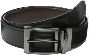 Stacy Adams 35mm Reversible Leather Belt Men's Belts
