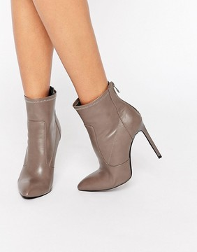 Public Desire Maddie Heeled Ankle Boots