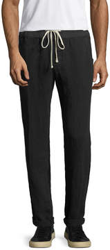 James Perse Men's Utility Woven Trousers
