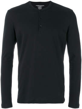 Majestic Filatures button placket top