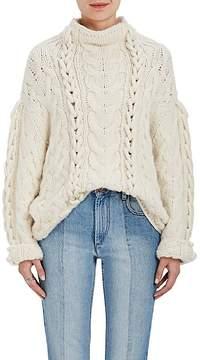 IRO Women's Nijyn Cable-Knit Alpaca-Blend Sweater