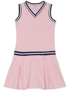 Brooks Brothers Fleece Girls' Varsity Dress.