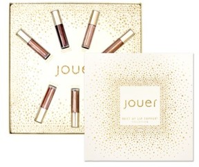 Jouer Best Of Lip Toppers Mini Long-Wear Lip Topper Collection - No Color