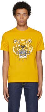 Kenzo Yellow Actua Tiger T-Shirt