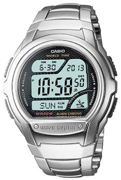 Casio WV-58DA-1AV Men's Waveceptor Atomic Sport Watch
