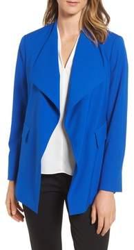 Chaus Women's Drape Front Jacket
