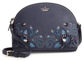 Kate Spade Out West - Large Hilli Leather Crossbody Bag