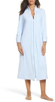 Carole Hochman Women's Velour Zip Robe