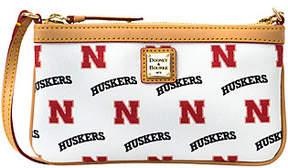 Dooney & Bourke NCAA University of NebraskaSlim Wristlet - ONE COLOR - STYLE