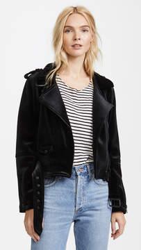 Blank Dark Side Moto Jacket