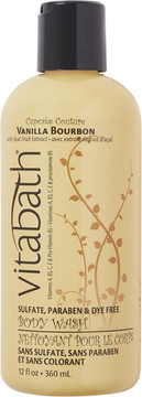 Vitabath Vanilla Bourbon Body Wash
