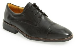 Sandro Moscoloni Men's 'Irving' Cap Toe Derby
