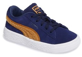 Puma Toddler Boy's Classic Terry Sneaker