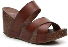 Blowfish Women's Hiro Wedge Sandal