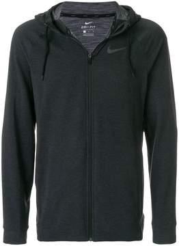 Nike Dri-Fit zipped hoodie