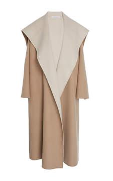 Agnona Wool Blend Coat