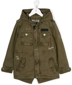 Vingino military parka jacket
