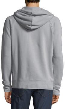 Joe's Jeans Steven Half-Zip Hoodie Sweatshirt