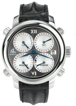 Jacob & co H24 Five Time Zone Automatic H24SSSL