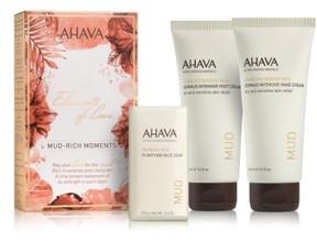 Ahava Mud-Rich Moments Set