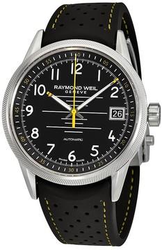 Raymond Weil Freelancer Black Dial Automatic Men's Watch