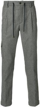Hackett drawstring waist trousers
