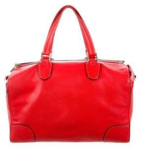 Valextra Milano Leather Bag