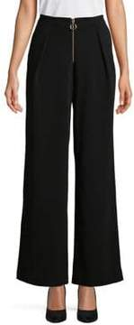 Ellen Tracy Classic Wide-Leg Pants