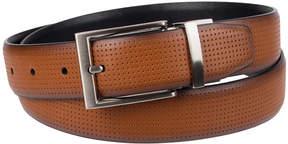 Jf J.Ferrar Perforated Stretch Belt