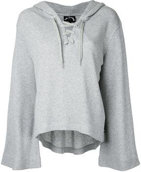 The Upside bell sleeve hoodie
