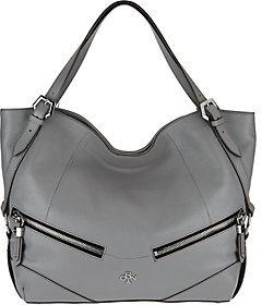 Oryany As Is Leather Shoulder Bag - Bella