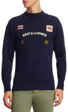 Kent & Curwen Wool Sweatshirt